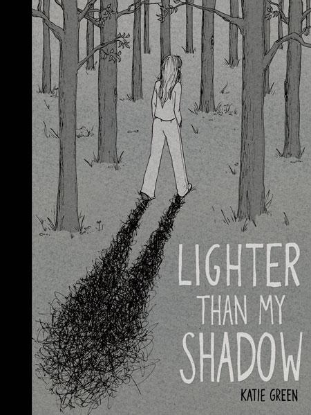 Lighter Than My Shadow Cover