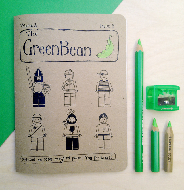 The Green Bean, Volume 3 Issue 6