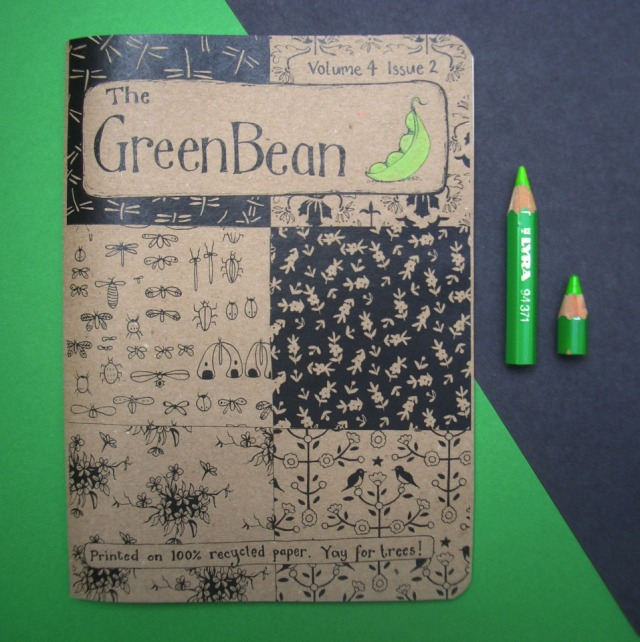 The Green Bean, Volume 4, Issue 2