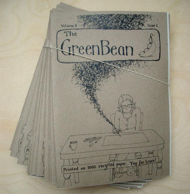 Untrimmed Green Beans