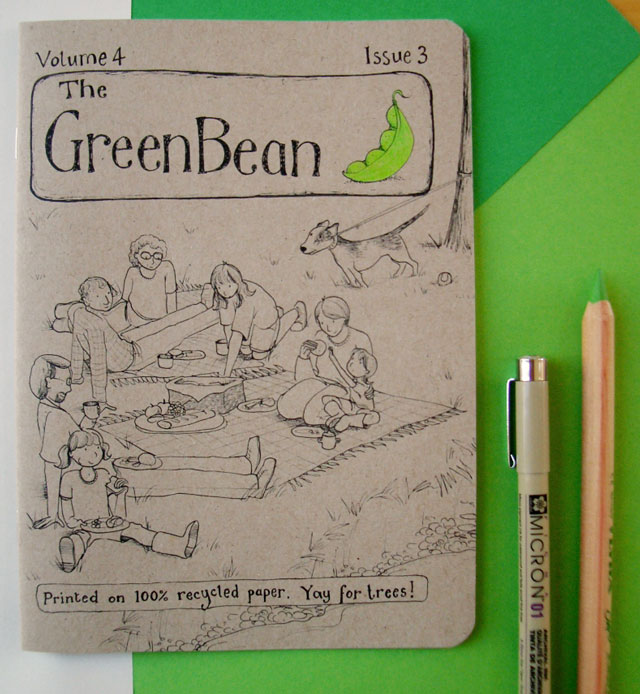 The Green Bean Volume 4, Issue 3