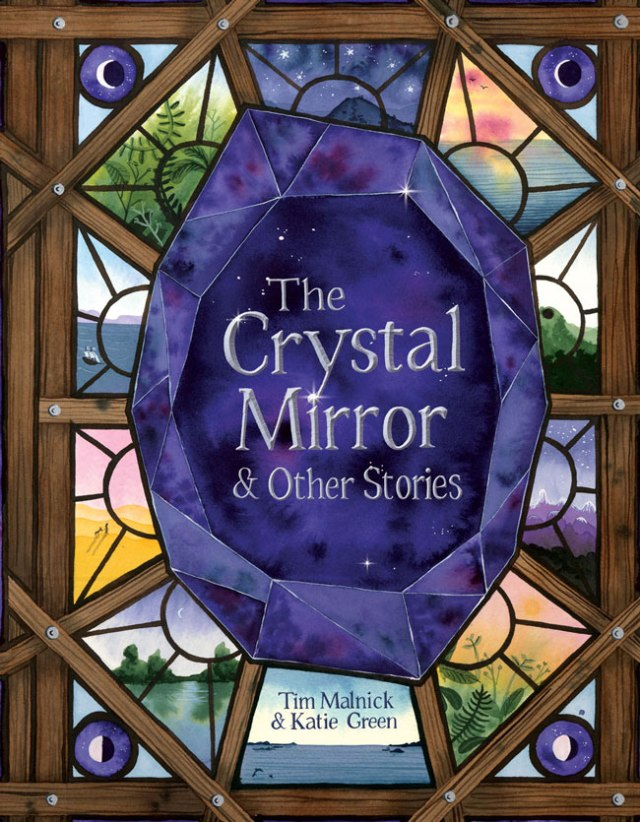 The Crystal Mirror Cover