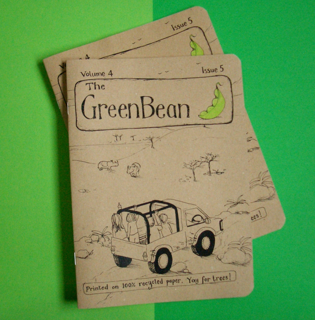 The Green Bean Volume 4 Issue 5