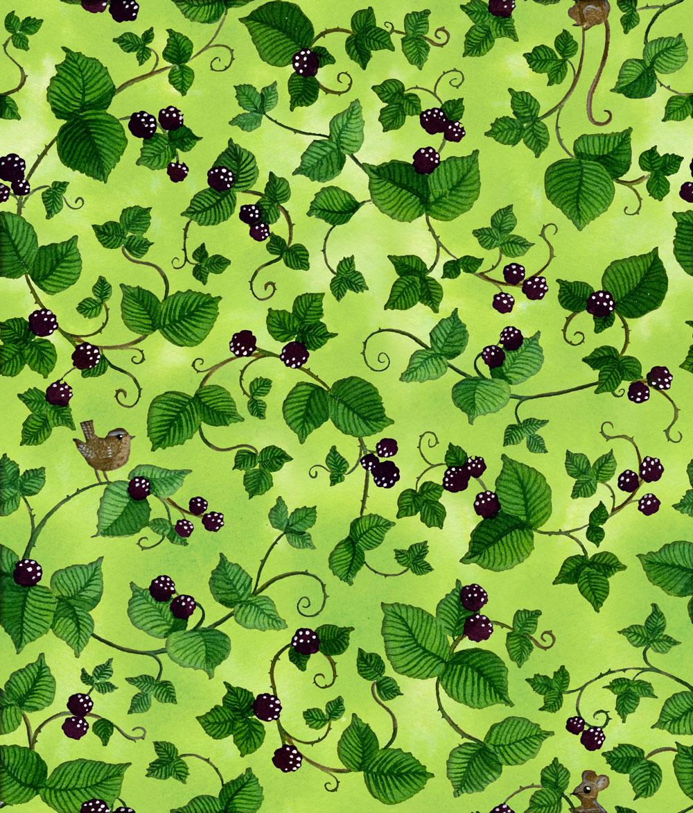 Blackberry-Green