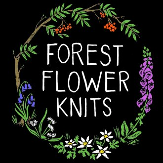 Client: Forest Flower Knits